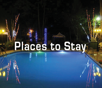 places to stay